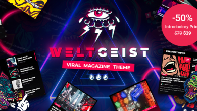 Photo of Free Download Weltgeist – Viral Magazine Theme (Nulled) [Latest Version]