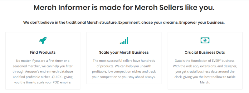 40640c9de Merch Informer Review 2019 ⋆ Create Winning Merch By Amazon Designs