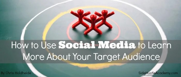How to Use Social Media to Learn More About Your Target Audience