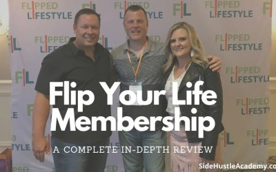 Flip Your Life Membership – 12 Point In-Depth Review