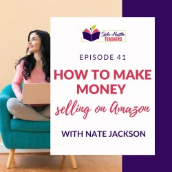 How To Make Money Selling On Amazon With Nate Jackson