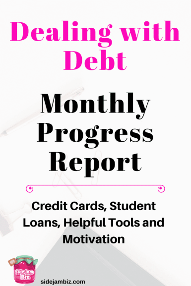 Getting started with getting out of debt - This first month addresses what is being paid out, how much is actually reducing the balance and how much debt is remaining. Start a budget and stay on track of your monthly bills. How to stay motivated and keep the momentum going.