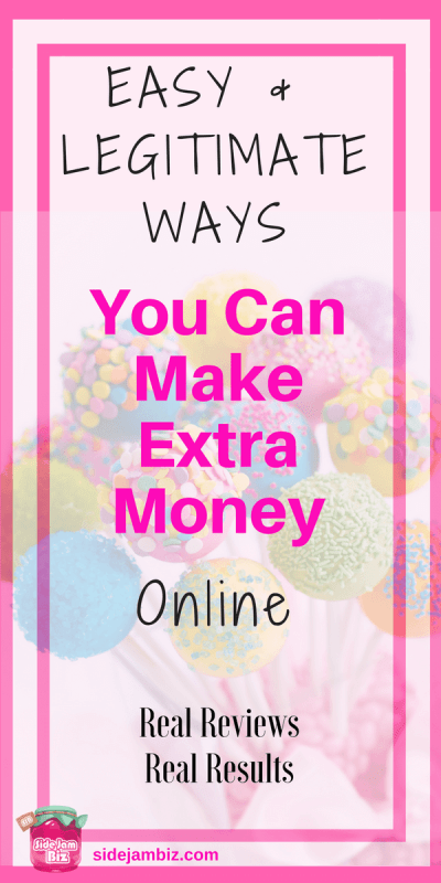 Legitimate Ways to Make Money on the Side