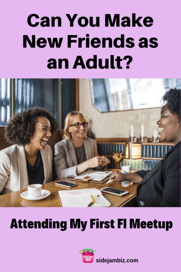 First Local FI Meetup - Making Friends as an Adult