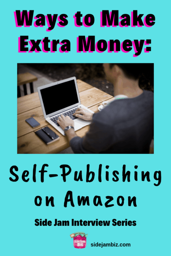 Make Money Self-Publishing on Amazon