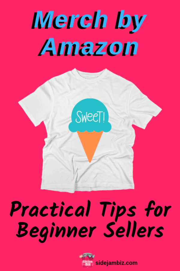 My First 3 Months Selling Merch by Amazon - Practical Beginner Tips