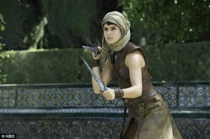 Game Of Thrones The Sand Snakes Hot