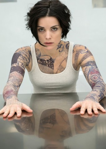 blindspot_pilot lady sif has tattoos