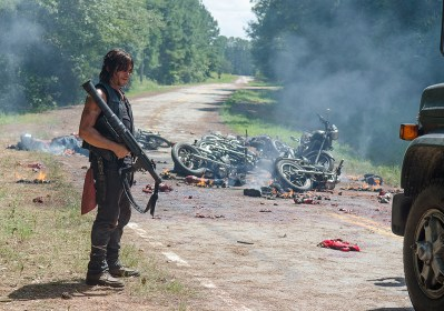 the-walking-dead-episode-609-daryl-norman reedus