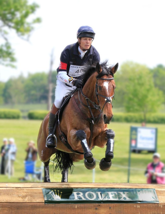 William Fox-Pitt and Parklane Hawk, owned by Catherine Witt, won the 2012 Rolex title. Photo by Beth Cole Grant