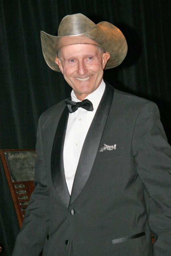 Considered one of the most influential riders and trainers in equestrian sport, George received the USEF Lifetime Achievement Award in 2006. Photo by PhelpsSports.com