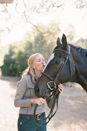 Susan and Knight Photo by Horses Who Love, horseswholove.com