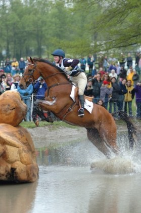 In addition to being an Olympian, in 2004 Kim was named FEI Number One Rider in the World. Photo by Michelle C. Dunn