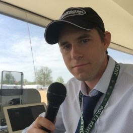 In addition to destroying his car while at Rolex, Timothy stayed busy working on media for his wife Elisa, who finished in 8th place overall.