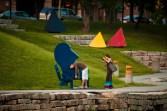 Enjoy the Omaha public art throughout the city.