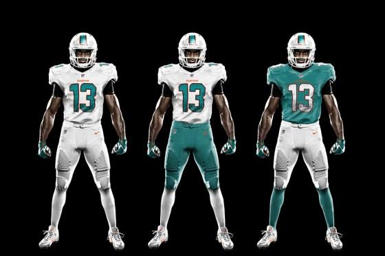 Miami Dolphins Throwback