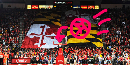 NCAA Basketball - Maryland