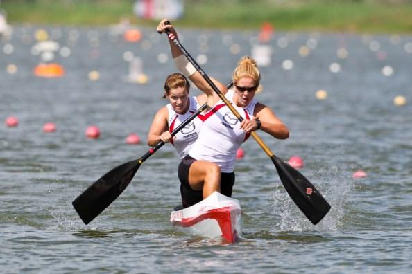 Sideline Socialite Olympics Canoe Sprint