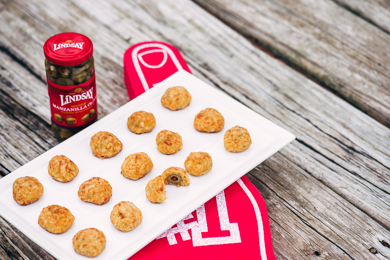 Olive Cheese Bites Perfect For Game Day Sideline Socialite