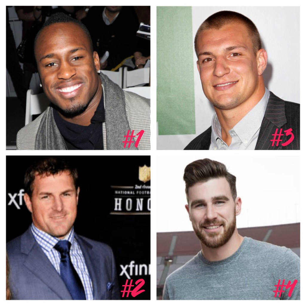 Fantasy Football: Pick The Hottest Tight End NFL Fantasy Football Sideline Socialite