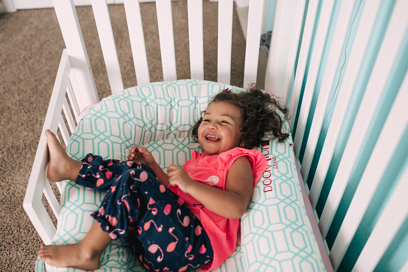 Close to Silent Nights with DockATot Toddler Sleep, Newborn sleep