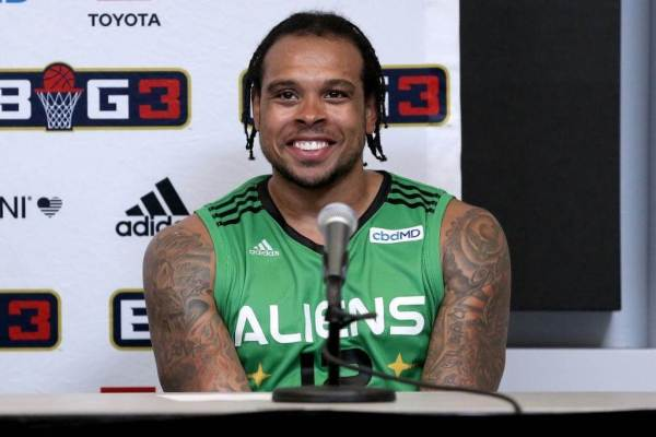 Shannon Brown Big 3 Press Conference
