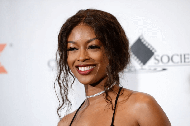 LOS ANGELES, CALIFORNIA - JANUARY 25: Actress Javicia Leslie attends the 56th Annual Cinema Audio Society Awards at the InterContinental Los Angeles Downtown on January 25, 2020 in Los Angeles, California.