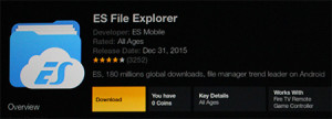 Download ES File Explorer