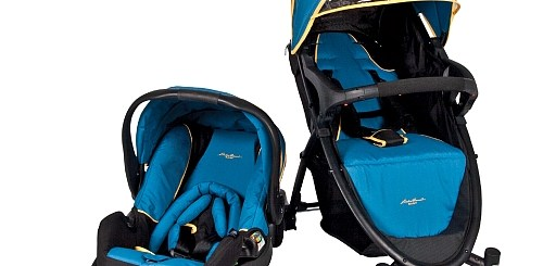 Eddie Bauer Pilot Travel System - City Slicker