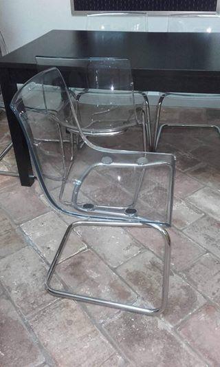 tapis et chaises ikea annonce sur