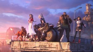 Final Fantasy VII Remake – Um sonho atribulado