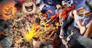 One Piece: Pirate Warriors 4 – Luffy na sua melhor forma