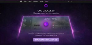 GOG Galaxy 2.0 – O serviço que gere os teus serviços