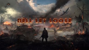 Hell Let Loose – Uma lição em como escavar trincheiras