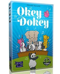 Okey Dokey, Tasty Minstrel Games