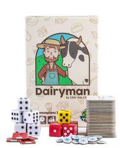 Dairyman, Tasty Minstrel Games