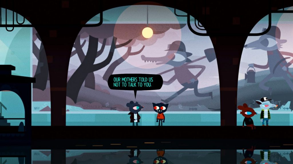 Night in the Woods, Infinite Fall, Finji, 2017