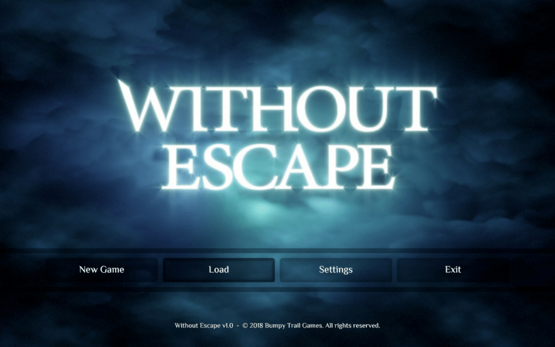 Review: Without Escape Trapped Me For 40 Wasted Minutes