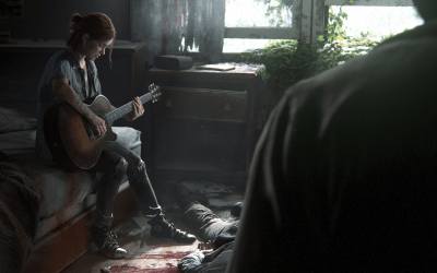 Violence, The Last of Us Part II, and Who Holds the Weapon