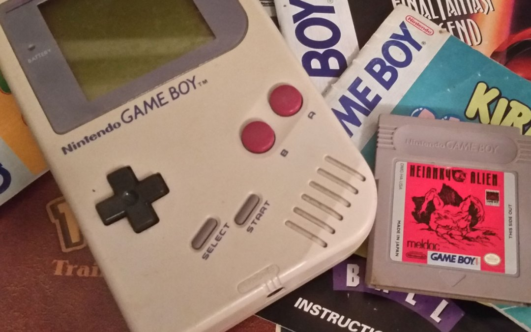 9 Facts Only Players of the Original Game Boy Will Know