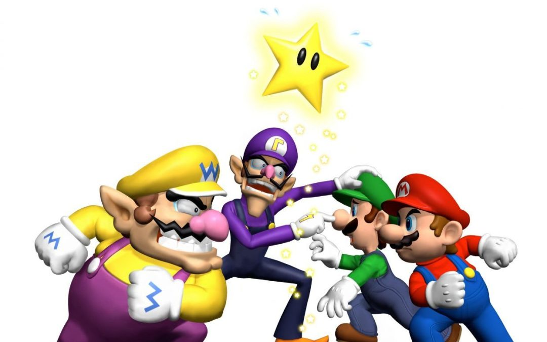 Wario and Waluigi: Who are They, Anyway?