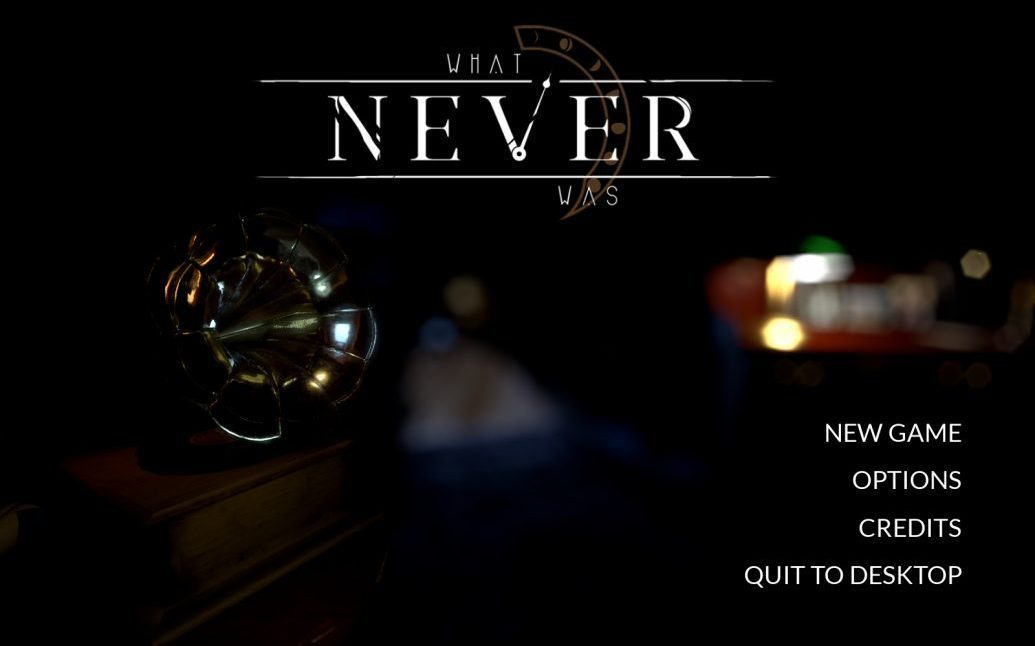 Review: What Can Be Found In What Never Was