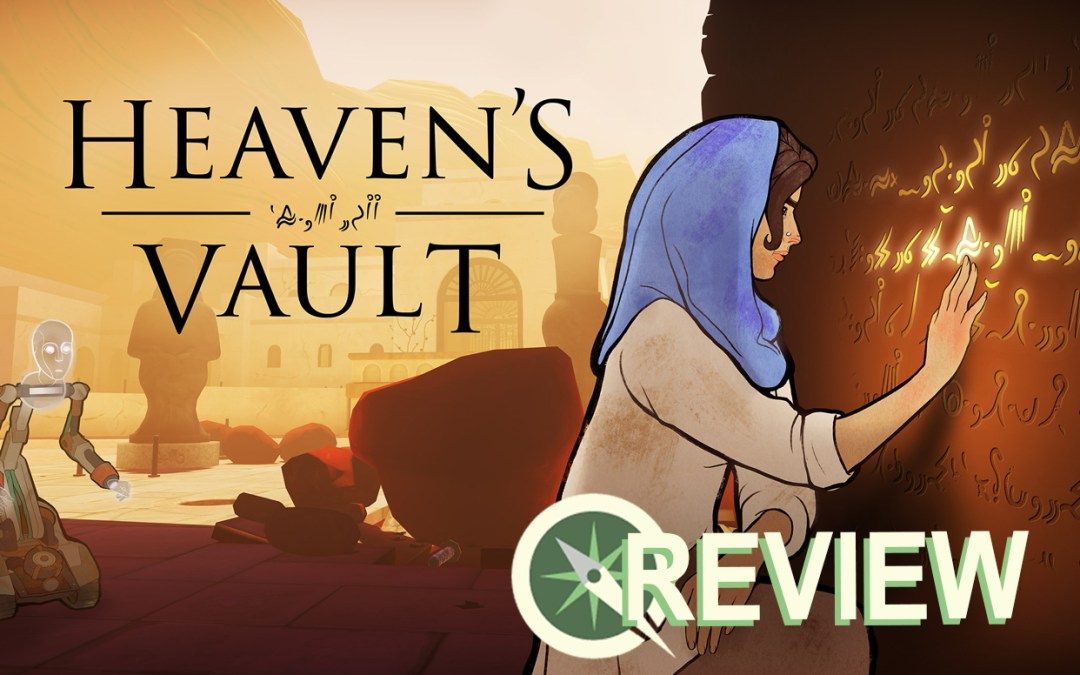 Heaven's Vault Is Too a Game for Linguists