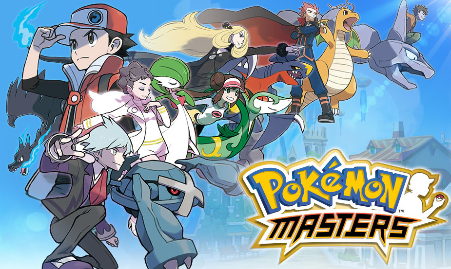 Official artwork depicting several Champions and player characters.