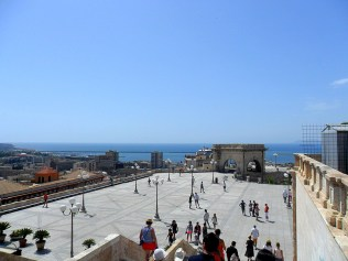 Cagliari, Bastione