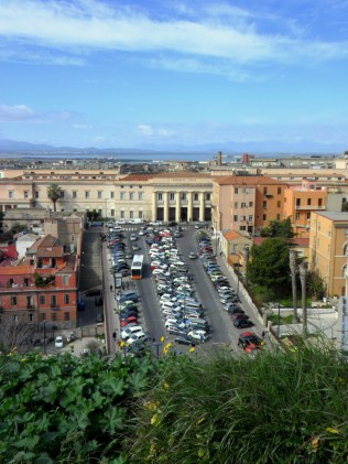 Cagliari, Via San Giorgio