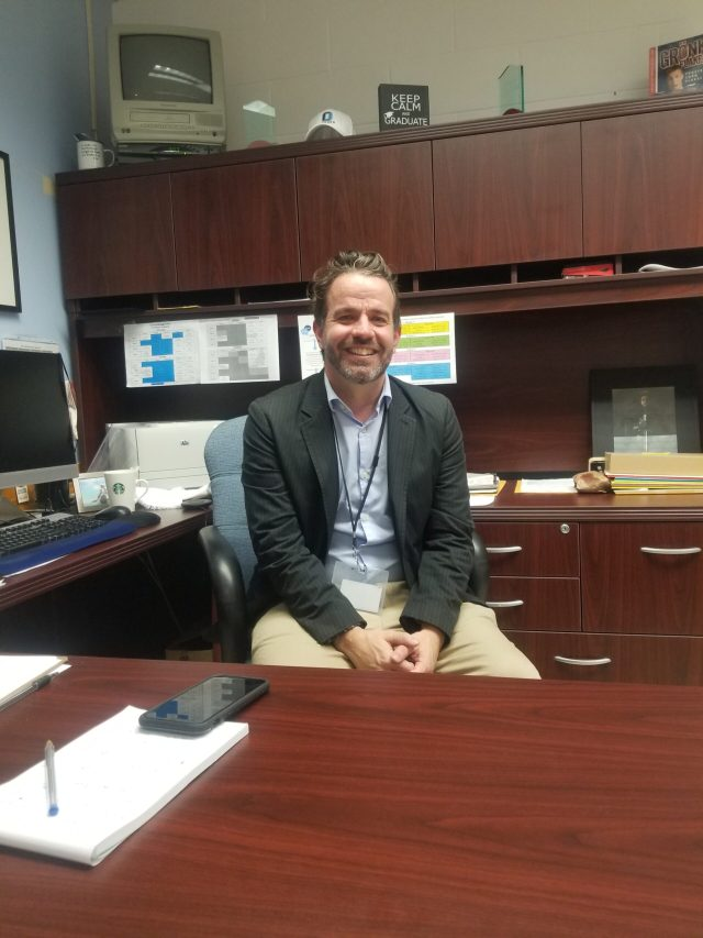 Meet New OHS Principal Dr. Mitchell