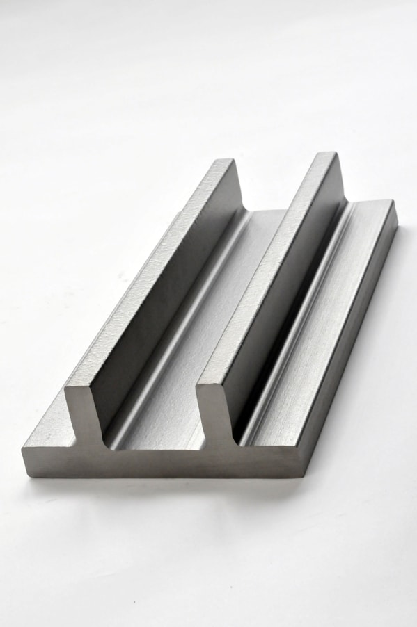 Siderval produces steel profile shapes in solid or tubular sections