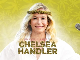 CHELSEA HANDLER ANNOUNCES 2021 TOUR