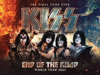 ROCK N ROLL HALL OF FAME LEGENDS RETURN TO THE STAGE – KISS LAUNCHES 2021 TOUR + NEW SHOWS ADDED TO 'THE END OF THE ROAD TOUR'